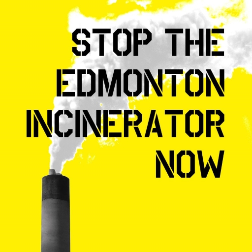 Stop The Edmonton Incinerator Now
